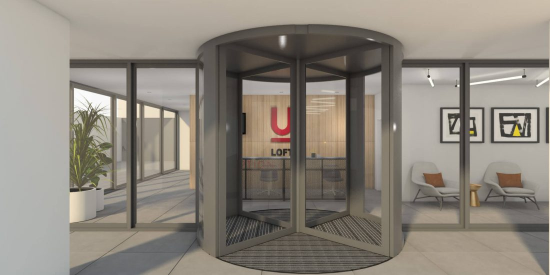 Entrada - U-LOFT Braga