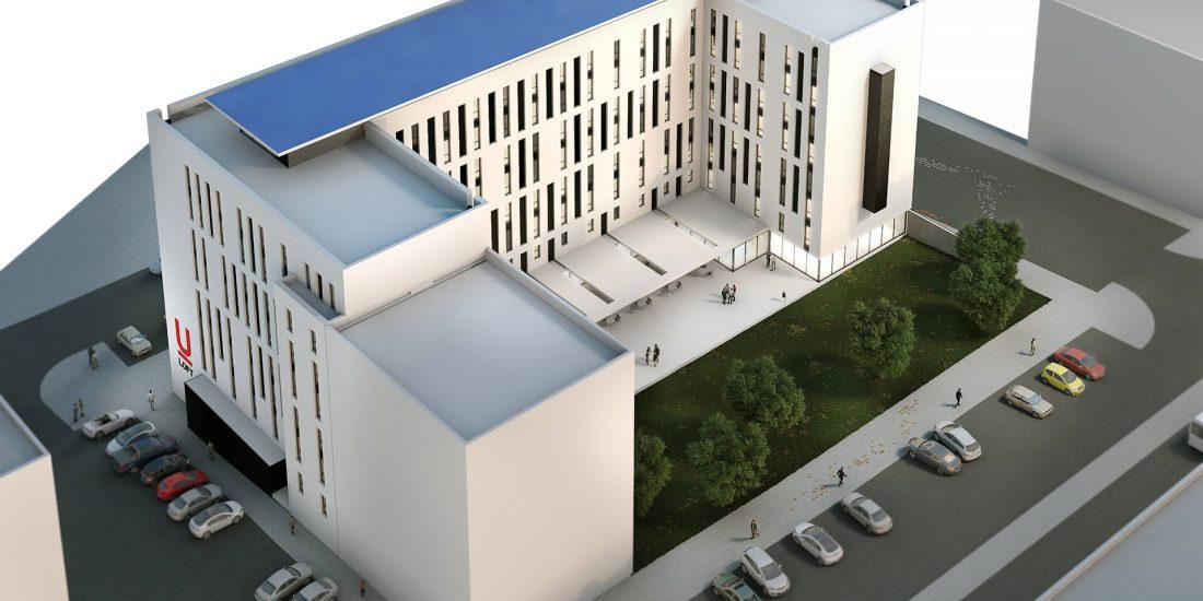 U-LOFT Braga - U-World Investments