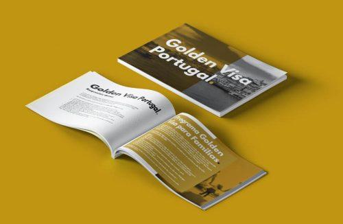 Brochura Golden Visa